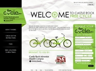 Castle Rock Free Cycle Website