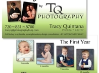 TQ Photography Mommy-To-Be Business Card