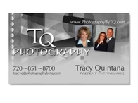 TQ Photography Business Business Card