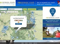 Recareas Google Map
