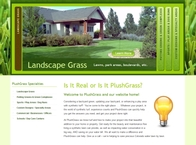 Plushgrass Website