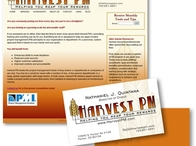 Harvest PM Business Card