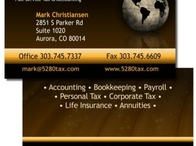 Mark Christiansen Assoc Business Card
