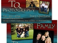 TQ Photography Family Business Card