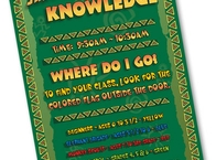Jungle of Knowledge Poster