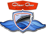 Clear Gas Marina Logo