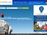 Recareas Website