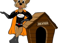 Dexter Stay Out Of The Doghouse Logo